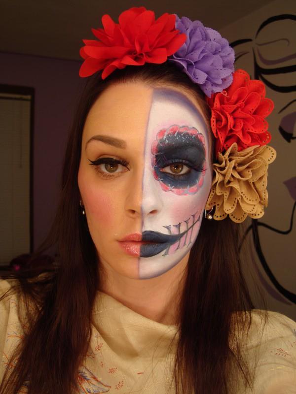 Šminka za maskembale 2