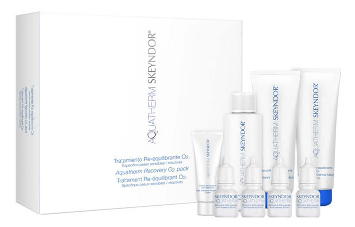 hidratacija lica - aquatherm tretman