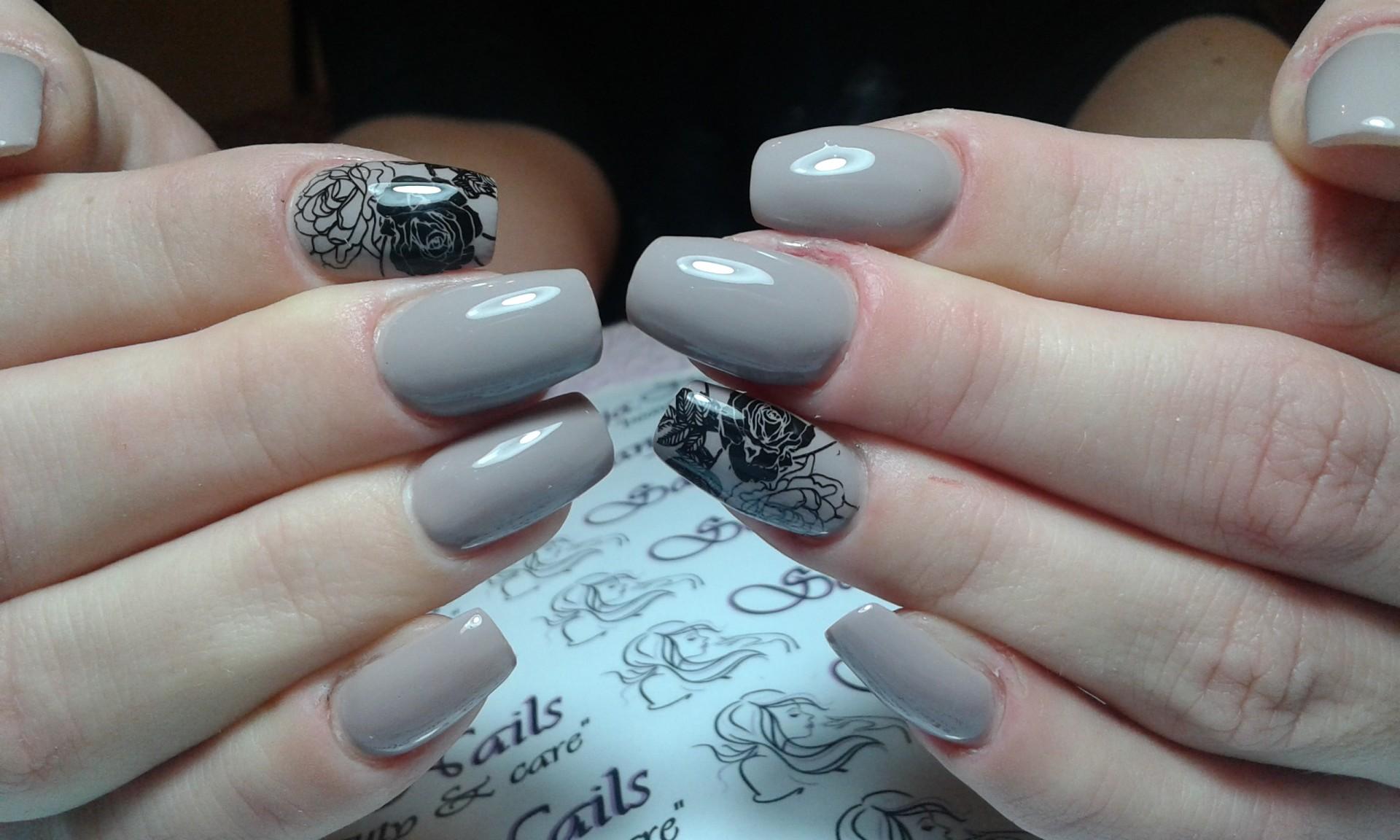 sivi nokti